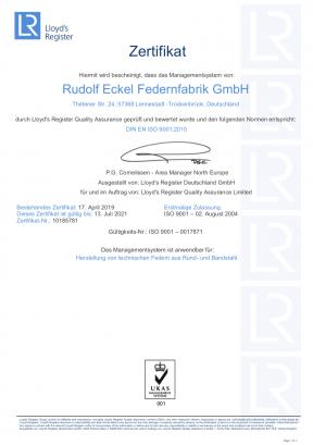 Zertifikat-de